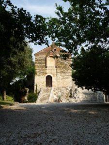 Foto della Cappella di S. Antonio Abate