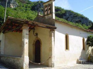 foto dell'oratorio di Santa Maria della Neve