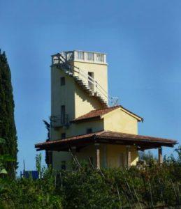 foto della Torre della Specola